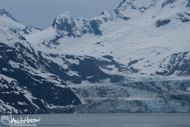 Tidewater Glacier, Glacier Bay