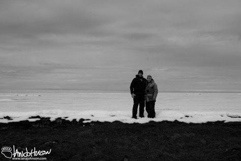 Point Barrow, Sea Ice, Arctic Ocean