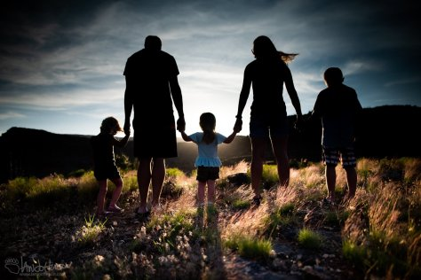 Family, Zion National Park, Utah, Landscape, Photography