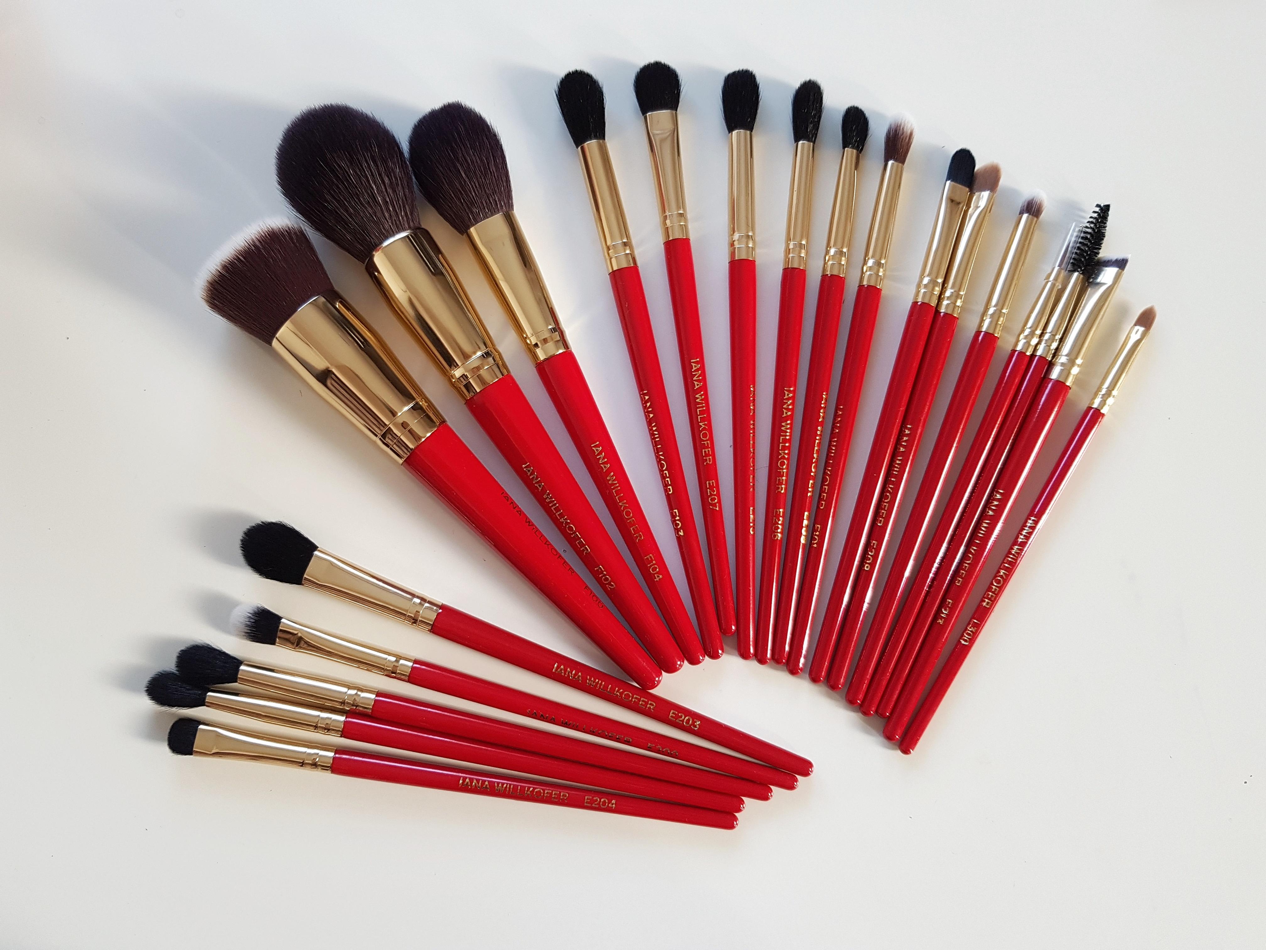 Set pensule Pro – 21 pensule