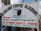 Brilliant Centre Academy