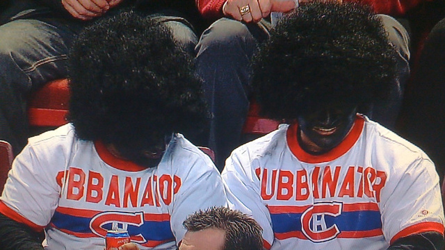 Racism and the NHL