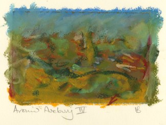 Avebury 4 mixed media