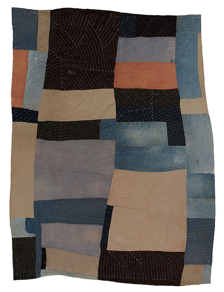 Quilt by Lucy Mooney from Gee's Bend