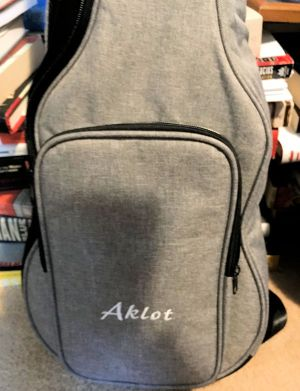 Aklot gog bag