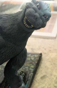 Godzilla vinyl figurine