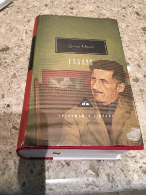 George Orwell Essays: Everyman's Library edition