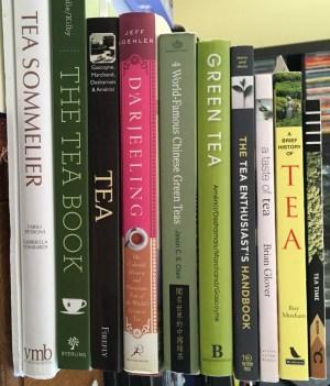My tea books