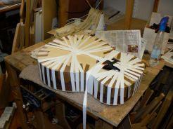 gluing bindings