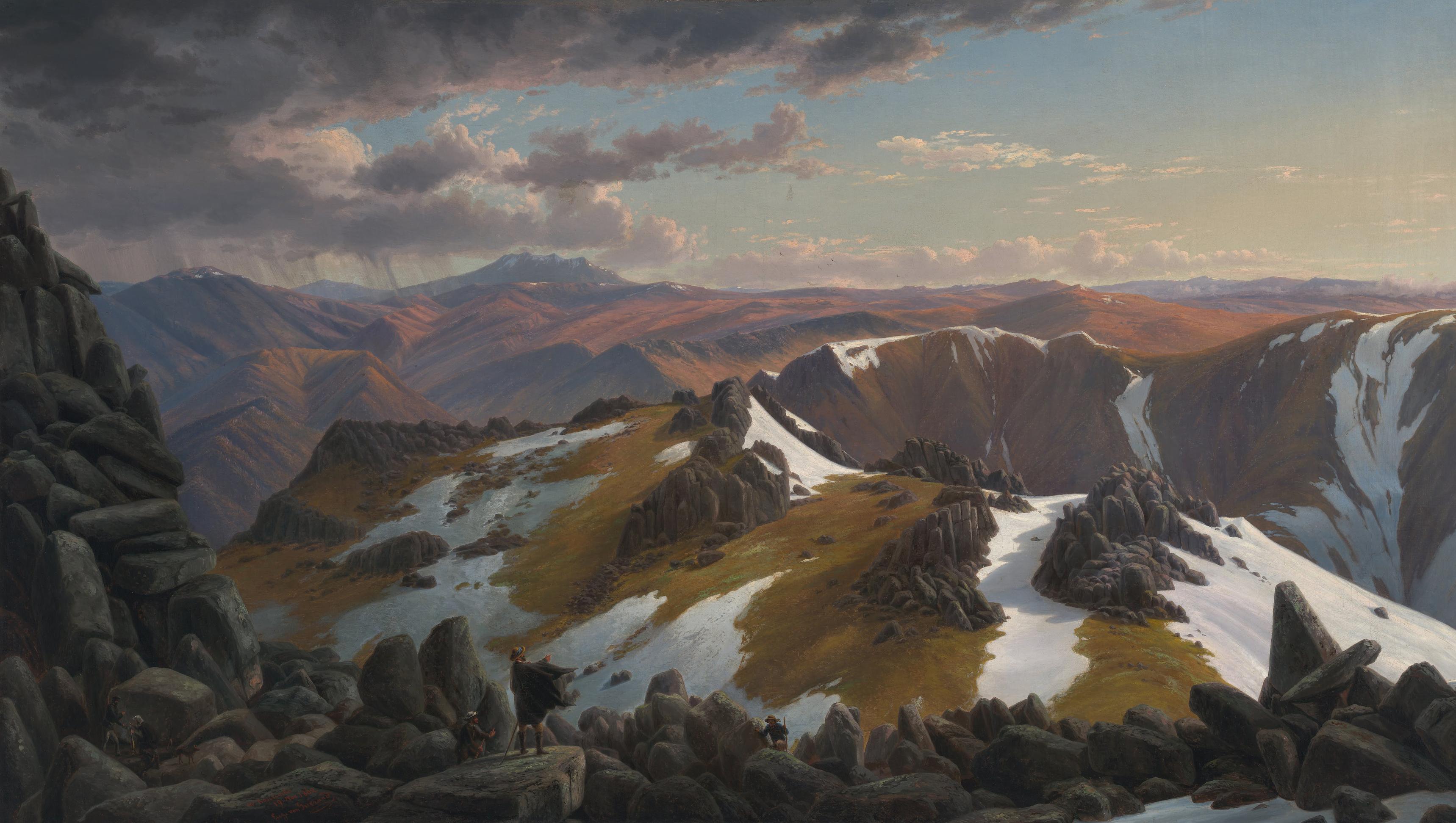 Guerard_Mount_Townsend_1863