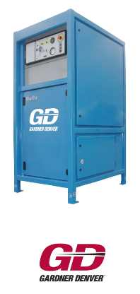 Gardner Denver High Pressure Air/Gas Compressors
