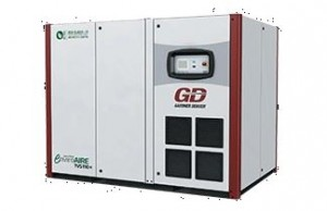 EnviroAire TVS Oil-Free Air Compressor with variable speed