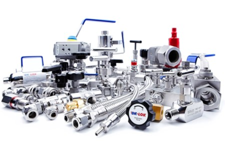 DK-LOK Fittings and Valves