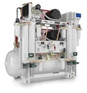 Mdical EnviroAire Oilfree Screw Compressors