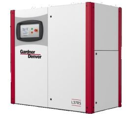 Gardner Denver LRS Series Rotary Compressor with variable speed