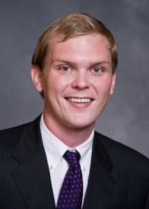 Hall Todd, teritory manager Upstate South Carolina