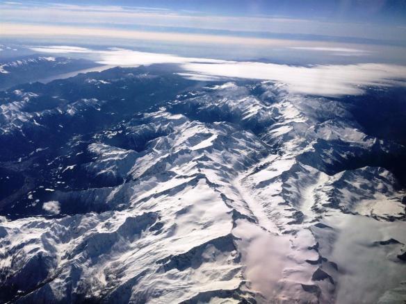 Альпы. Европа
