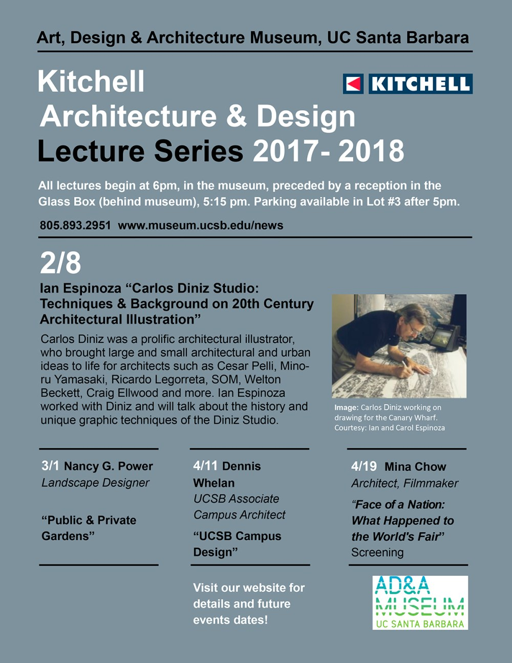 Kitchell Architecture & Design Lecture Series - Ian Espinoza