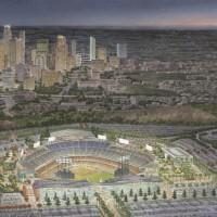 Dodger Stadium Redevelopment