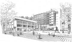 UCLA Broad Art Center