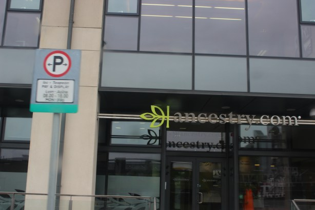 Ancestry.com offices in Dublin, Ireland