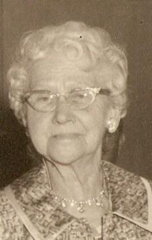 Mattie Diona (Knox) Latimer