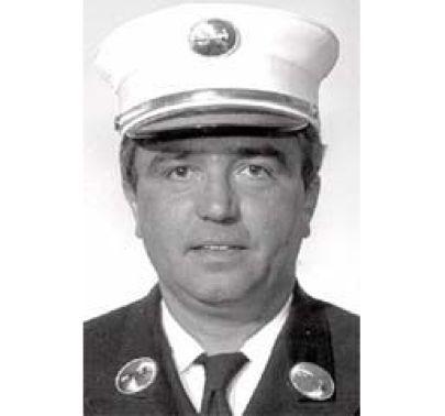 Lt. Michael Warchola, NYFD, Ladder Company 5