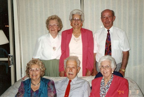 WAGNER Ivey Gordon Bernice Tess Phyllis Ralph