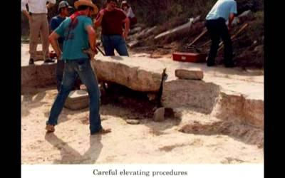 Paluxy Fossil Human Footprints – special Genesis Week, Episode 33, season 2