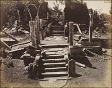 Joseph Lawton's Watadage or Vatagae at Polonnaruwa. Taken @ 1870.
