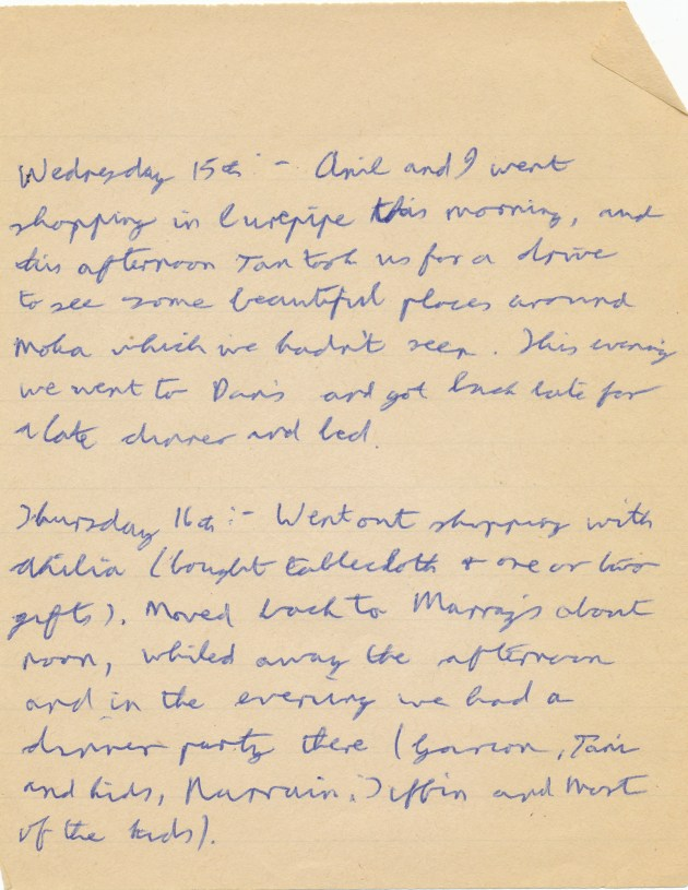 Mauritius Journal Page 15 & 16 August 1979