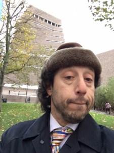 Tate Modernist Selfie