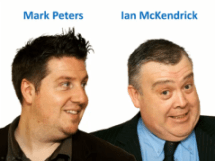 Mark Peters and Ian McKendrick on Social Marketing