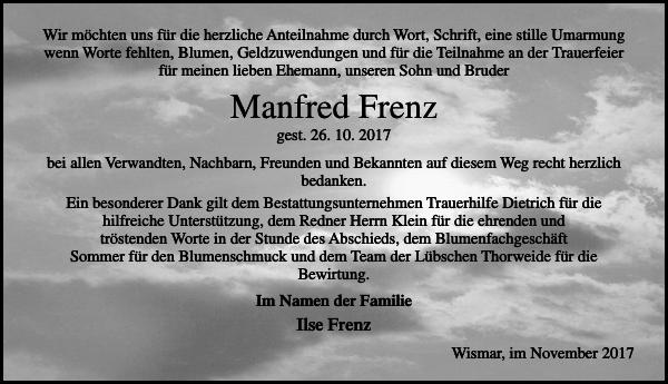 Manfred Frenz