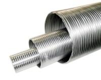 Flexible Stainless Steel Chimney Flue Liner Pipe Multi ...