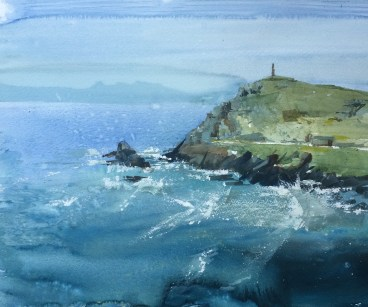 Ian Price Cape Cornwall from Carn Groose