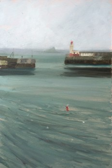 Newlyn Mouth by Ian Price