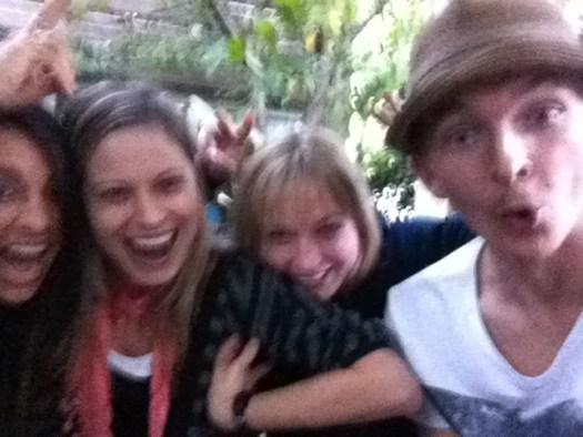 Rumney Visit New Zealand