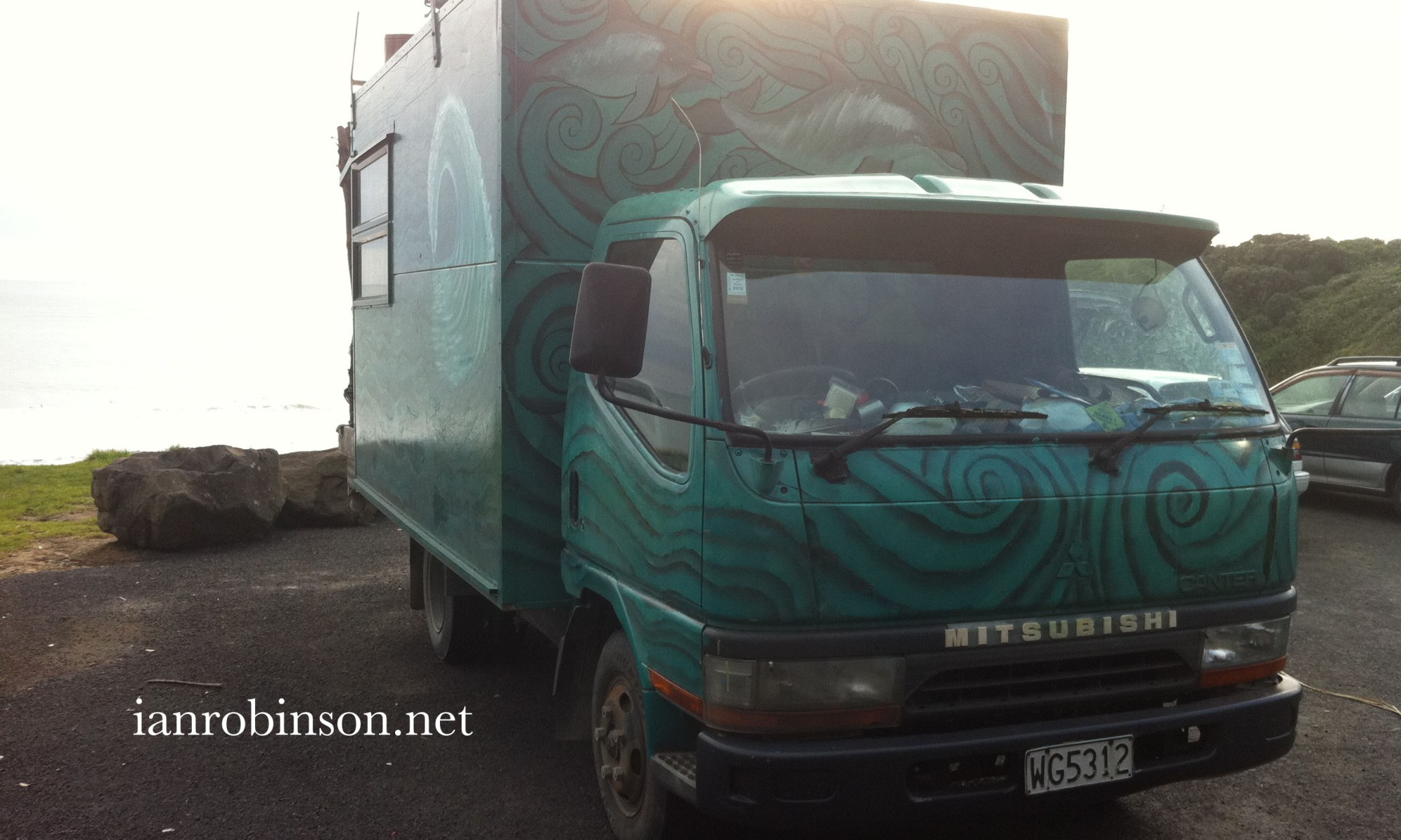 Permanent New Zealand Nomad Mobile 1
