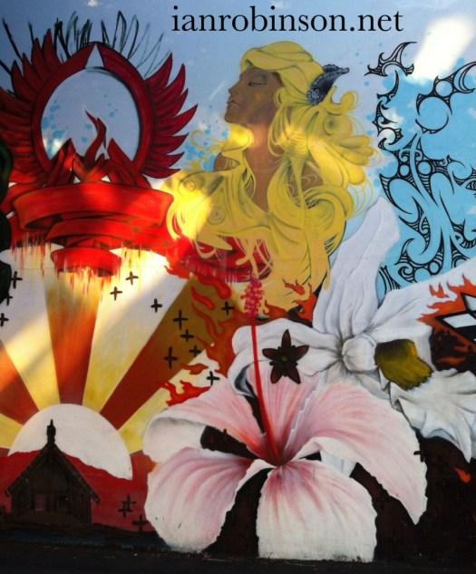 Auckland Street Art 2