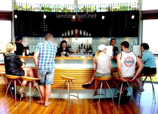 Te Whau Bar