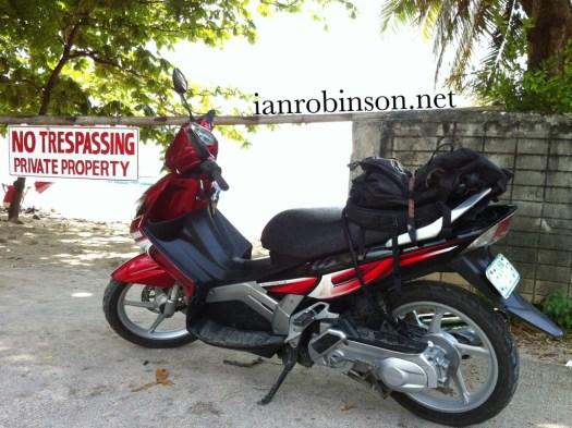 Awesome Scooter Cebu