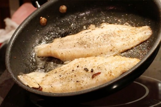Video on How to Cook Fish - Blue Apron Reviews