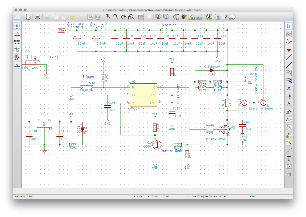 medium resolution of it s all about drawing the schematic aka circuit diagram which produces the netlist and bom the netlist is required for pcb layout or can be used for