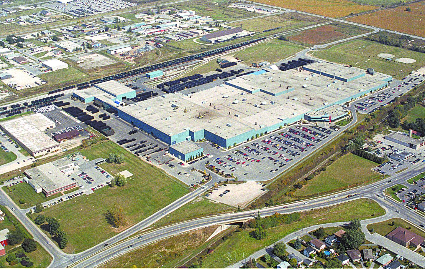 Formet Industries, St. Thomas