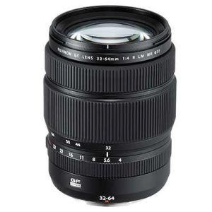 Fujifilm GF 32-64mm f4 R LM WR Lens