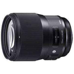 Sigma 135mm F1.8 DG HSM   Art Lens - Canon