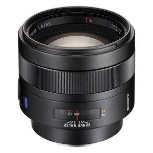 Sony 85mm f1.4 ZA Planar T* Lens