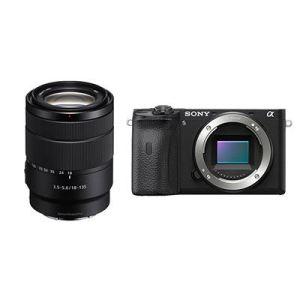 Sony A6600 Digital Camera with 18-135mm F3.5-5.6 OSS Lens