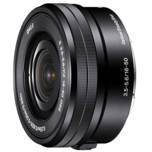 Sony E16-50mm f3.5-5.6 OSS Lens
